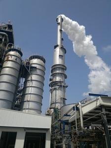 上海石化烟气脱硫脱硝工程