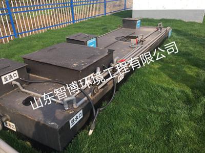博诚系列高效一体化污水处理设备